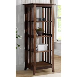 Linon Emelda Single Bookcase