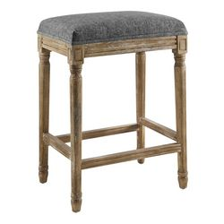 Linon Marlette Backless Counter Stool