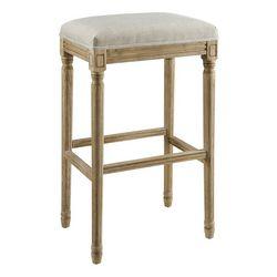 Linon Marlette Backless Barstool