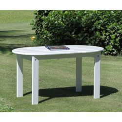Linon Rockville Adirondack Coffee Table