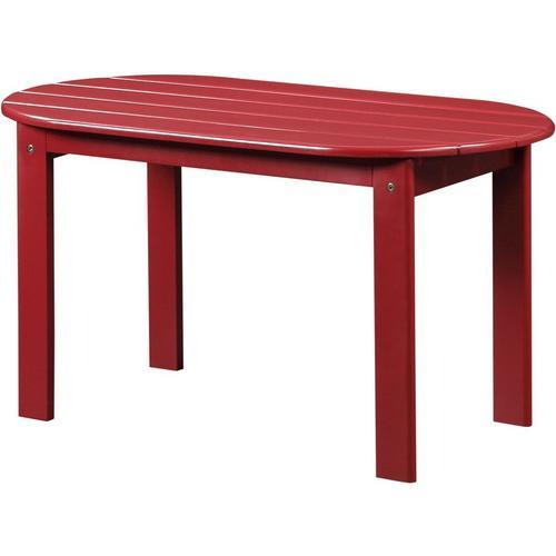 Adirondack Coffee Table Set: Linon Rockville Adirondack Coffee Table
