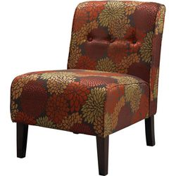 Linon Bristol Harvest Accent Chair