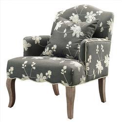 Corrine Floral Arm Chair