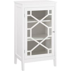 Linon Troy Small Cabinet
