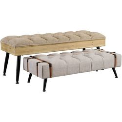 Linon 2-pc. Bella Benches