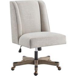 Linon Durman Natural Office Chair
