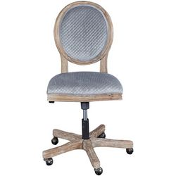 Linon Nashu Sequin Office Chair