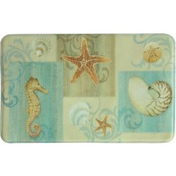 Bacova Ocean Kitchen Memory Foam Mat