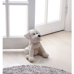 Morgan Home Hector The Dog Door Stopper