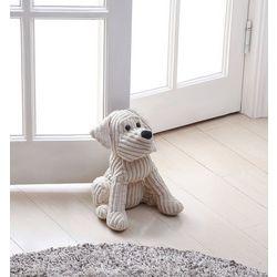 Hector The Dog Door Stopper