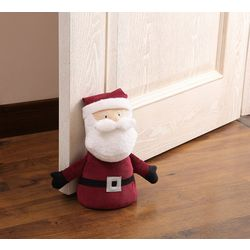 Morgan Home Fashions Santa Claus Door Stopper