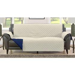 Blissful Living Cream Reversible Sofa Cover