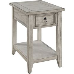 Coast To Coast Summerville One Drawer Chairside Table