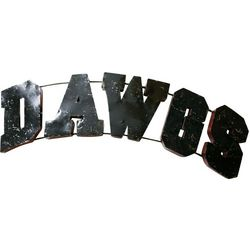 Georgia Bulldogs Recycled Metal Wall Decor