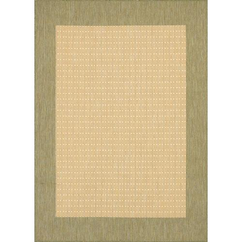 Checkerboard Area Rug: Couristan Green Checkered Area Rug