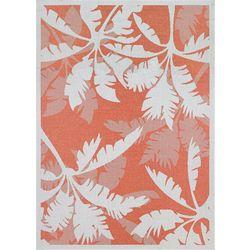 Couristan Coastal Floral Area Rug