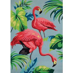 Couristan Flamingo Area Rug