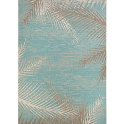 Couristan Tropical Palms Monaco Area Rug