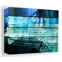 PTM Images 20'' Sky Watching Canvas Wall Art