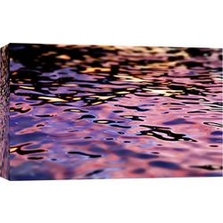 PTM Images Blue Violet Twilight Canvas Wall Art