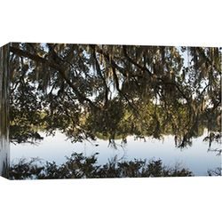PTM Images Lake Alice Reflections Canvas Wall Art