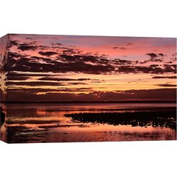 PTM Images Lake Lochloosa 2 Canvas Wall Art