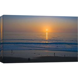 PTM Images Southern CA Winter Canvasw Wall Art