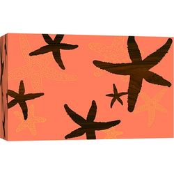 PTM Images Starfish 1 Canvas Wall Art