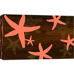 PTM Images Starfish 2 Canvas Wall Art