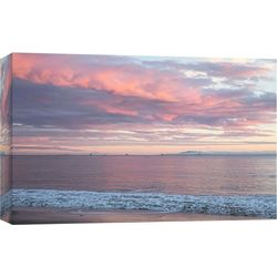 PTM Images Butterfly Beach Canvas Wall Art