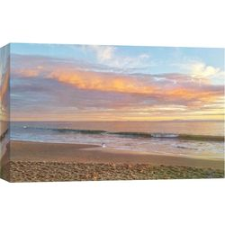 PTM Images Butterfly Beach Seascape Canvas Wall Art