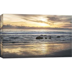 PTM Images Coronado Beach 2 Canvas Wall Art