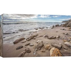PTM Images Thousand Steph Beach Canvas Wall Art