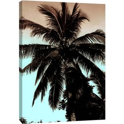 PTM Images Tropical Shadows Canvas Wall Art