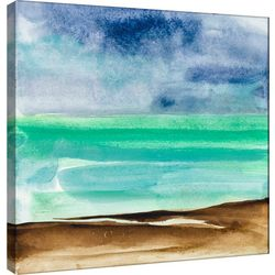 Shore VI Canvas Wall Art
