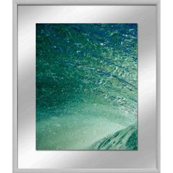 PTM Images In The Curl I Framed Wall Art
