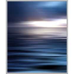 PTM Images In The Blue I Framed Wall Art