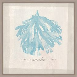 Soothe by the Sea Framed Wall Art