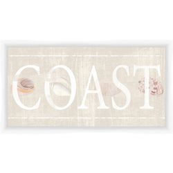 PTM Images Coast Framed Wall Art