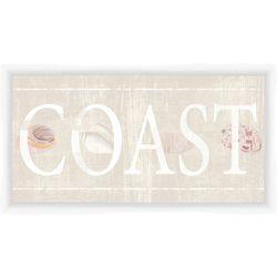 PTM Images Coast Framed Wall Art