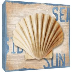 Sea & Sun Canvas Wall Art