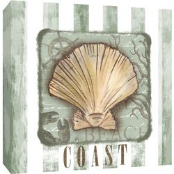 PTM Images Coast Canvas Wall Art