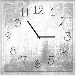 PTM Images Silver Rustic Clock