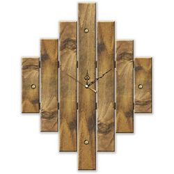 PTM Images Vintage Wood Clock
