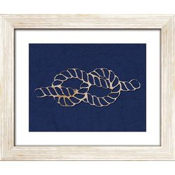 PTM Images Smooth Sail IV Framed Wall Art
