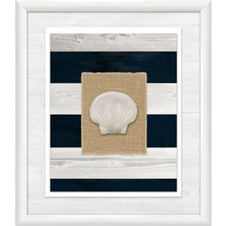 Coastal Shells Collection I Wall Art