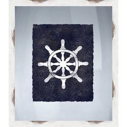 Nautical Icons I Framed Wall Art