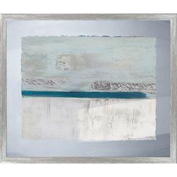 PTM Images Silver Transitionals I Framed Wall Art