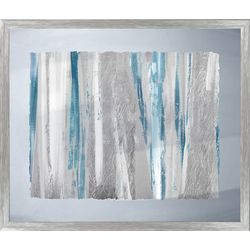 PTM Images Silver Transitional III Framed Wall Art