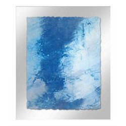 PTM Images Abstract Wave I Framed Wall Art